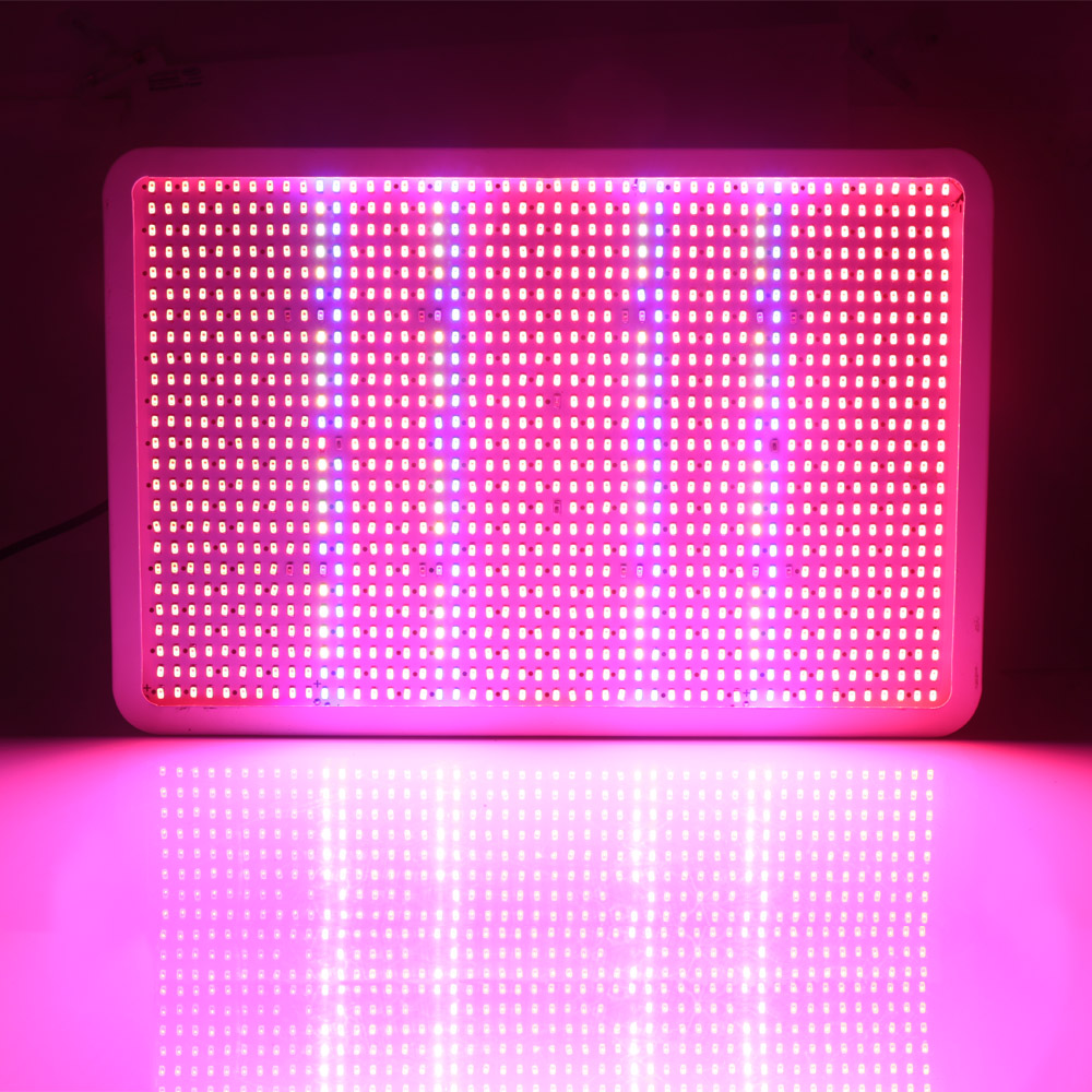 2PCS/Lot 1200W SMD Grow Lights Full Spectrum 1200W Plant Lamps Best For Growing and Flowering Hydroponics For Express Free(China (Mainland))