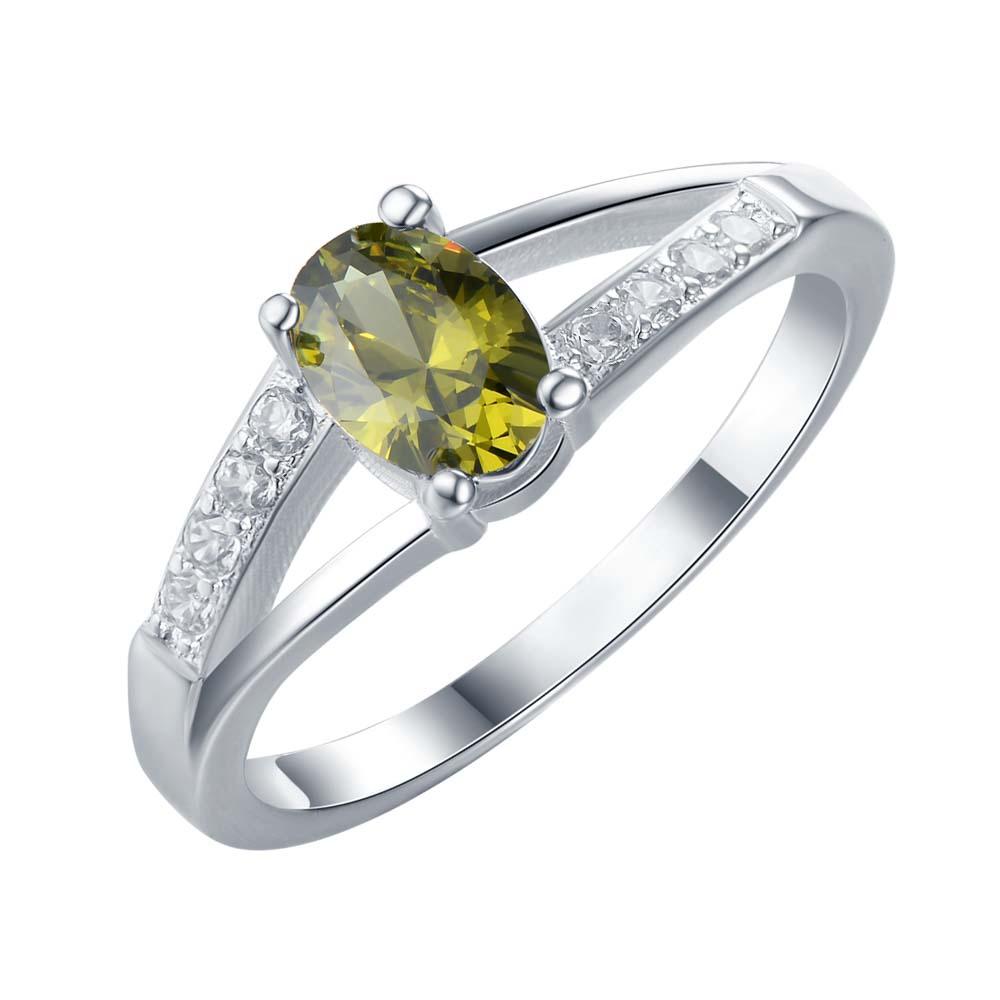 green stone,inlaid Silver plated Ring Fashion Jewerly Ring Women&Men , /YANIVMBJ WDDKUVAY(China (Mainland))