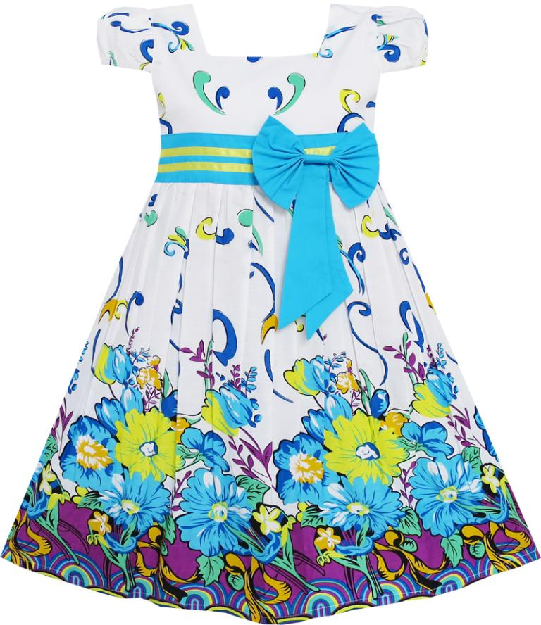 Christmas clothes size 2 10 girl dresses princess dress in dresses