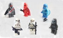 Pogo DC Star wars Rebel Stormtrooper/Shadow Storm Trooper/Royal guard & special force clone trooper minfigure toys - BRICKS TOYS STORE store