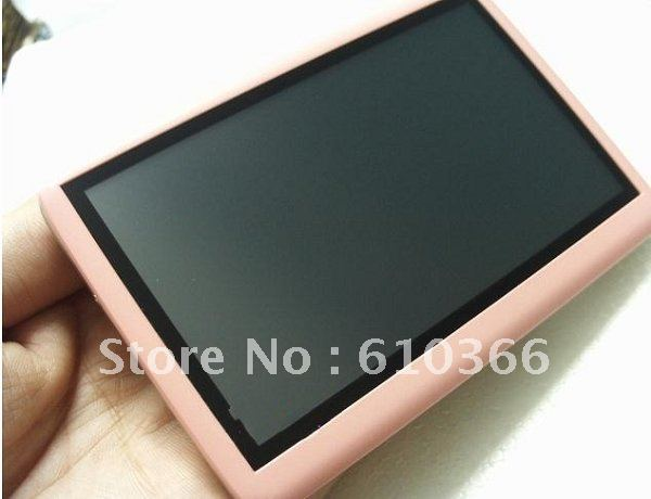 4.3 inch Touch Screen MP4 MP5 Player Real 8GB Support 4 colors Multi Languages Low Price Large Supply FAST Shpping(China (Mainland))