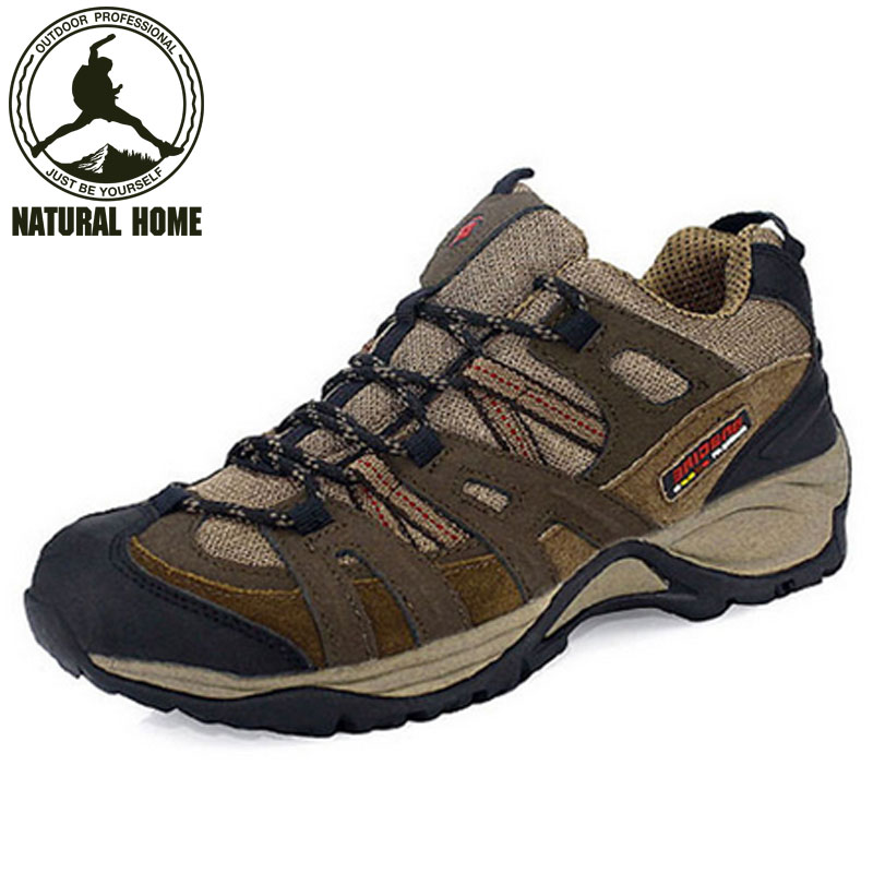 [NaturalHome] Brand men's <font><b>hiking</b></font> <font><b>shoes</b></font> waterproof athletic <font><b>shoe</b></font> outdoor sport hunting boot mountain climbing breathable boots