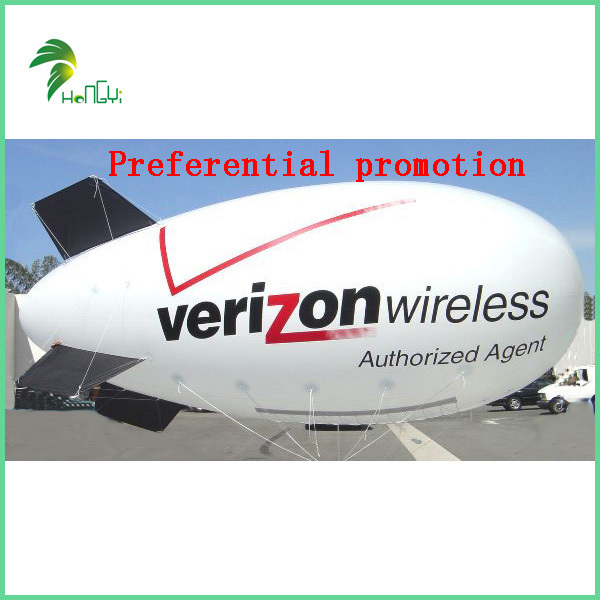 Free Shipping Offer 5 Meters Free Inflatable Advertising Blimp Design Printing(China (Mainland))