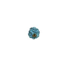 5 יח'\חבילה 3/4/6/5/8mm אפוקסי קריסטל הברגה פירסינג כדור חלקי בטן Labret גבות האף פטמות פרסת טבעת לשון פירסינג(China)