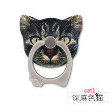 2016 new iRing Holder for iphone6/plus and Tablets cat Finger Grip with Free Using Phone Stand Ring Holder