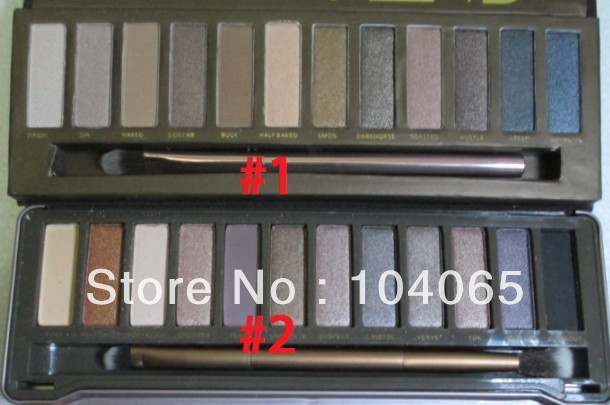 Тени для глаз ! 12 2 Nake 1 2, 12 12x1.3g тени для глаз no nake nk3 1 2 12 makeup