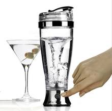 Automatic Cocktail Shaker Stirring Mixing Cup Electric 450ML Bar Party Blender Portable Multi-functional Blender Mixer (China (Mainland))