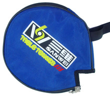 2x Sanwei Table Tennis Small Case Bat Cover for PingPong Racket(China (Mainland))