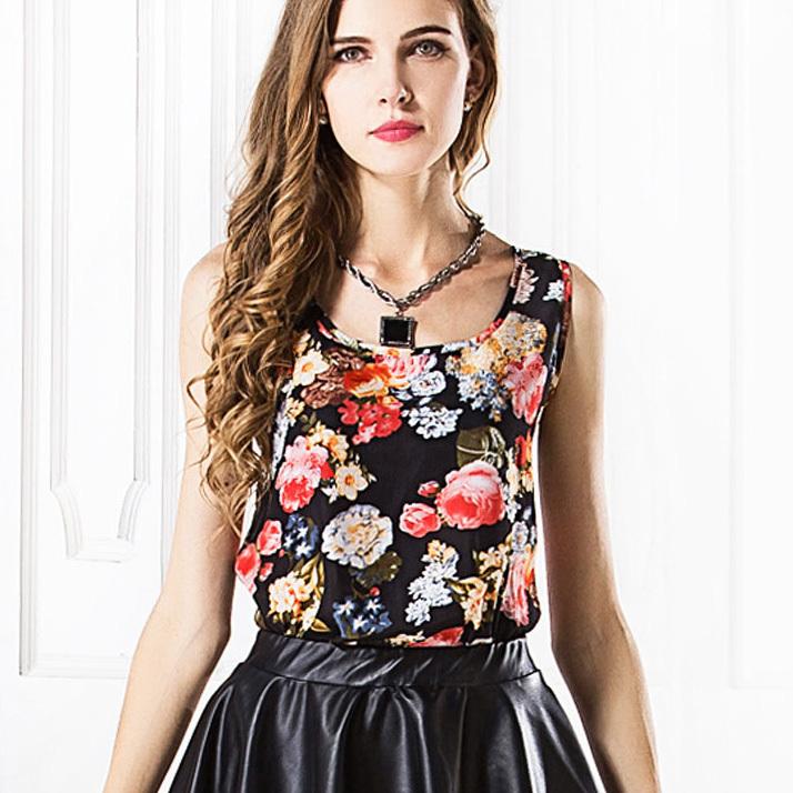 Женские блузки и Рубашки Brand new Blusa 2015 XXXL 5056 женские блузки и рубашки new brand s 6xl 2015 blusa