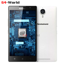 Original 5.5'' Lenovo K80 K80m 4G FDD LTE Cell Phone Android 4.4 Intel Z3560 Quad Core 1920x1080 13.0 MP Camera 4G RAM 64GB ROM(China (Mainland))