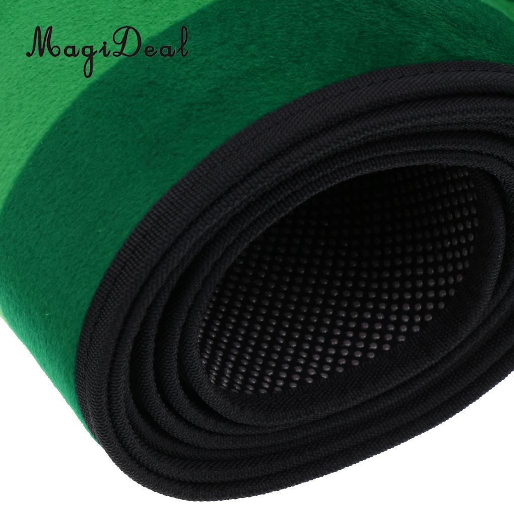10\` x 1\` Non-slip Indoor Practice Golf Putting Green Mat Golf Training Aid with Putting Cup Flag and Storage Bag Training Aids