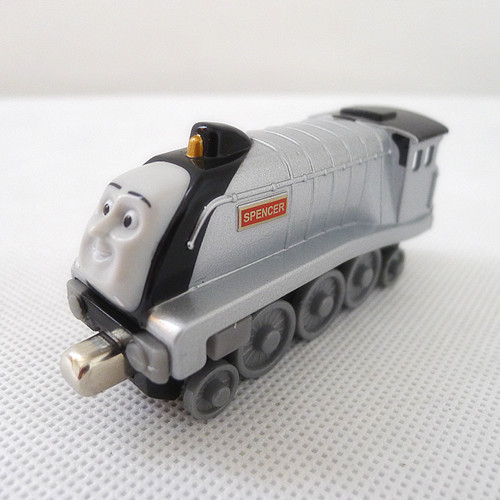 Learning Curve Thomas & Friends Metal Diecast Spencer Loose(China (Mainland))
