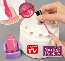 Saintromy ногтей питания искусство 1 шт. салон идеальный ногтей идеально комплект креативный дизайн маникюрный салон оборудование инструмент лак для ногтей инструмент