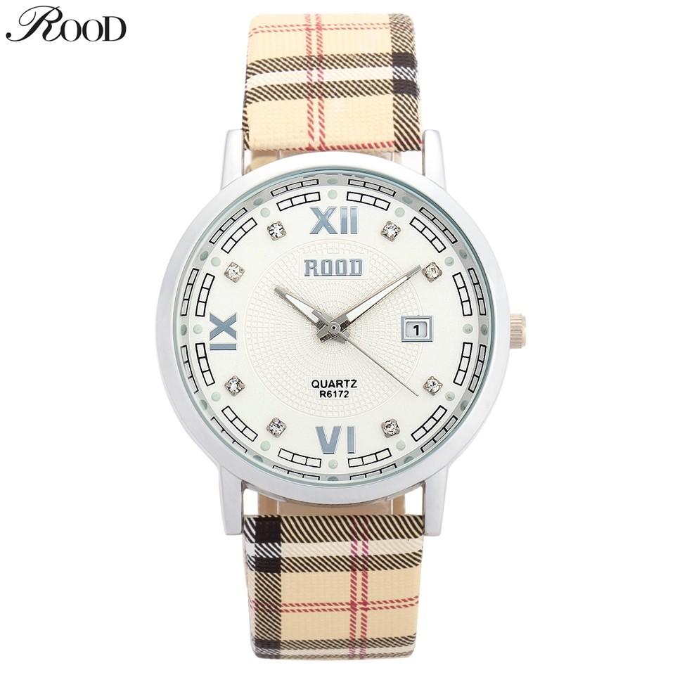 ROOD RHINESTONE Ladies Watch for Women Watches Luxury Brand 2016 Fashion Quartz Watch Women's Clock Wristwatch Relogio Feminino