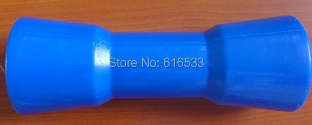 Blue keel roller tap wheel for boat motorcycle yacht auto car trailer parts accessories(China (Mainland))