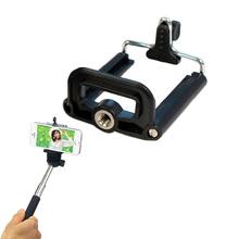 Top Quality Mosunx New Smart Phone Selfie Stick Stand Holder Retractable Clip Bracket Holder Tripod Monopod