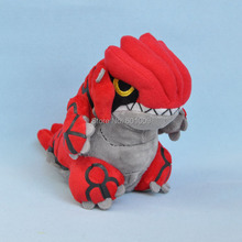 """Buy Free EMS 30/Lot Figure XY Groudon Stuffed Plush Toy Doll 5"""" for $270.00 in AliExpress store"""