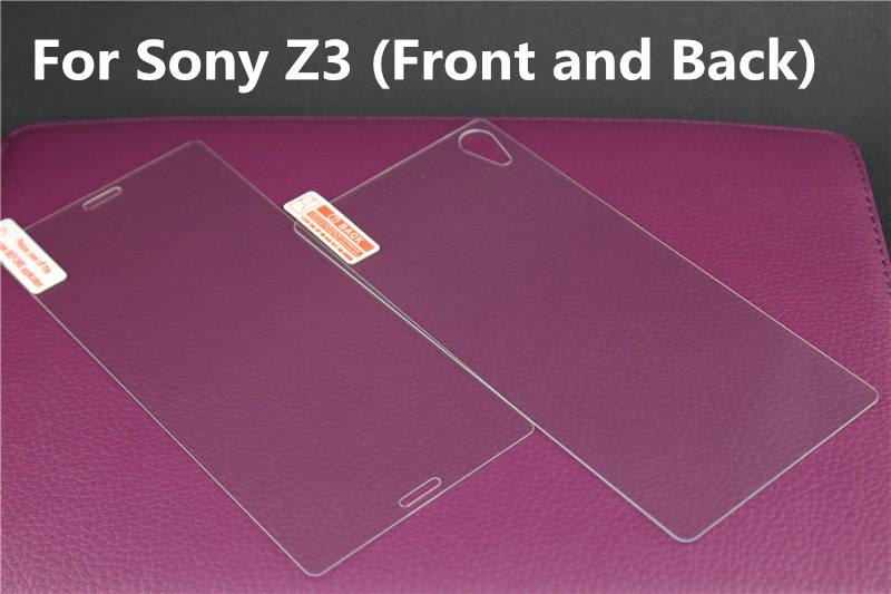 Защитная пленка для мобильных телефонов 2 /sony Xperia Z3 D6653 D6633 L55 защитная пленка для мобильных телефонов sony xperia z3 5 2 sony xperia z3