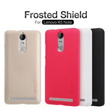 Buy Lenovo K5 Note Nillkin Super Frosted Shield Case Cover Lenovo K5 Note Phone cases screen protector for $7.19 in AliExpress store