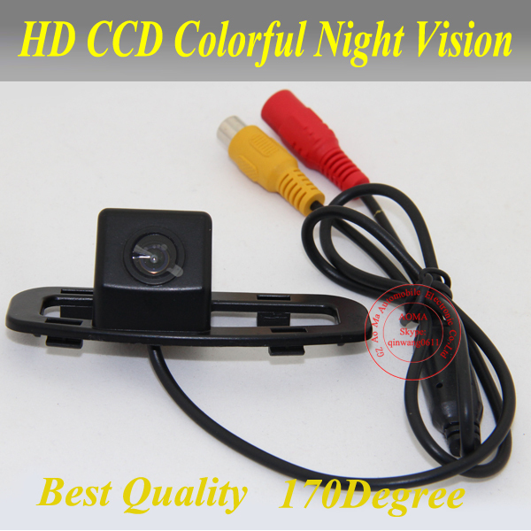 For HONDA ACCORD 2011 Car rear view Camera ! Night vision HD CCD 170 degree car backup Parking camera Security(China (Mainland))