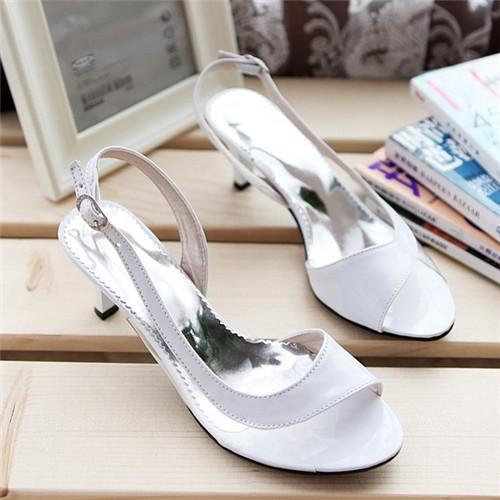 white 9 size