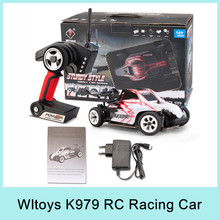 Wltoys WL K979 Super RC Racing Car 4WD 2.4GHz Drift Remote Control Toys 1:28 High Speed 30km/h Electronic Off-road HOT VS A979