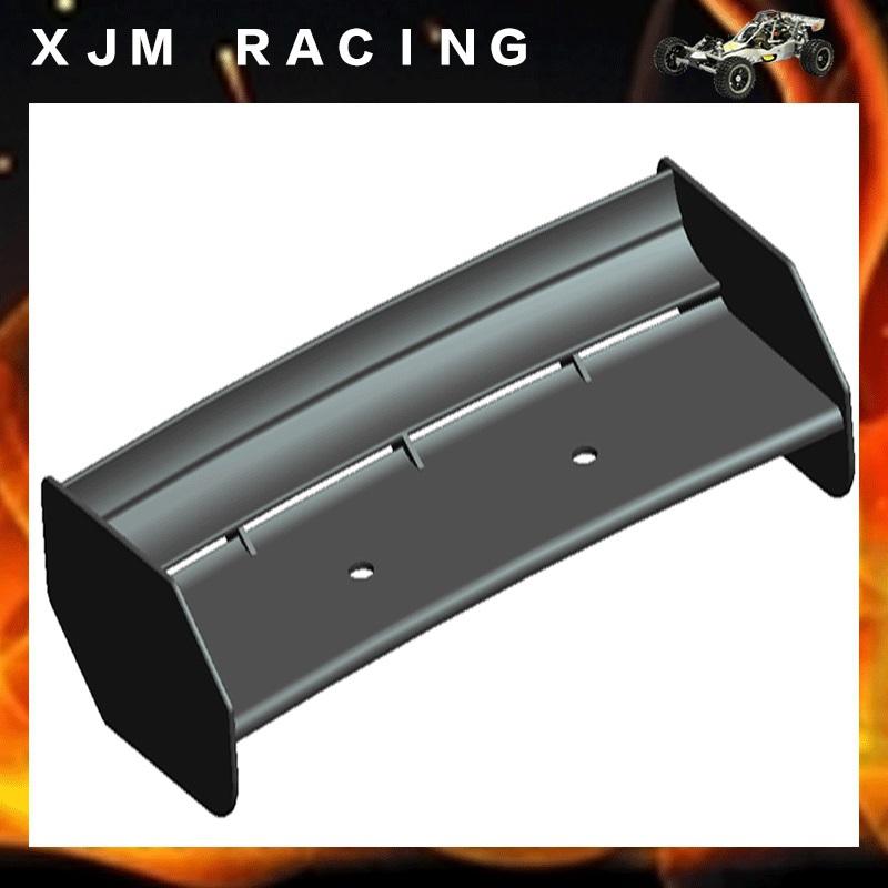 Здесь можно купить  1/5 rc car Carbon Rear wing for 1/5 scale hpi km baja 5b toy parts  Игрушки и Хобби