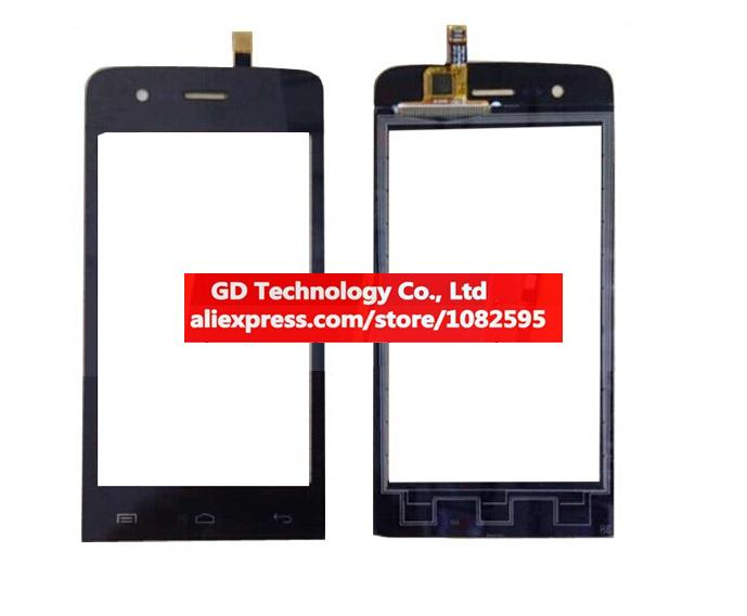 smartphone original Black Touch Screen Digitizer For Explay Hit Smart Cell Phones Touch Screen Replacement Free Shipping(China (Mainland))