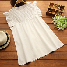 2016 New Summer Fine Quality Comfortable Cotton Maternity Tops Pretty Cute Pregnant Women's Sleeveless T shirt Clothes 1171(China (Mainland))