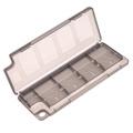 V1NF 10in1 Game Memory Card Holder Storage Case Box for PS Vita ER PSV Black High
