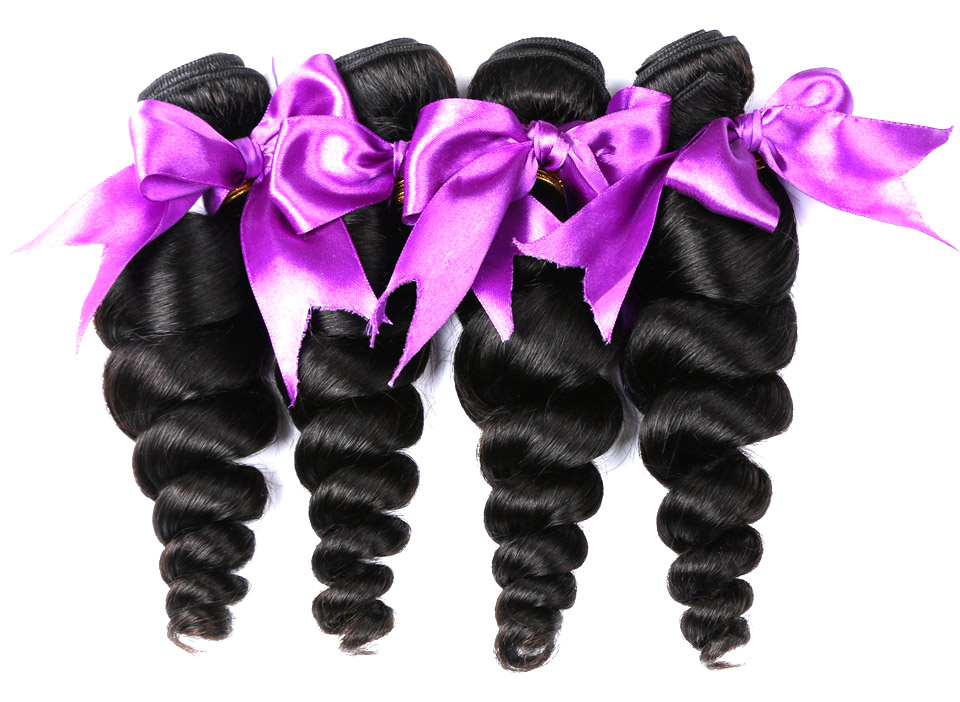 loose wave remy human hair bundles (1)