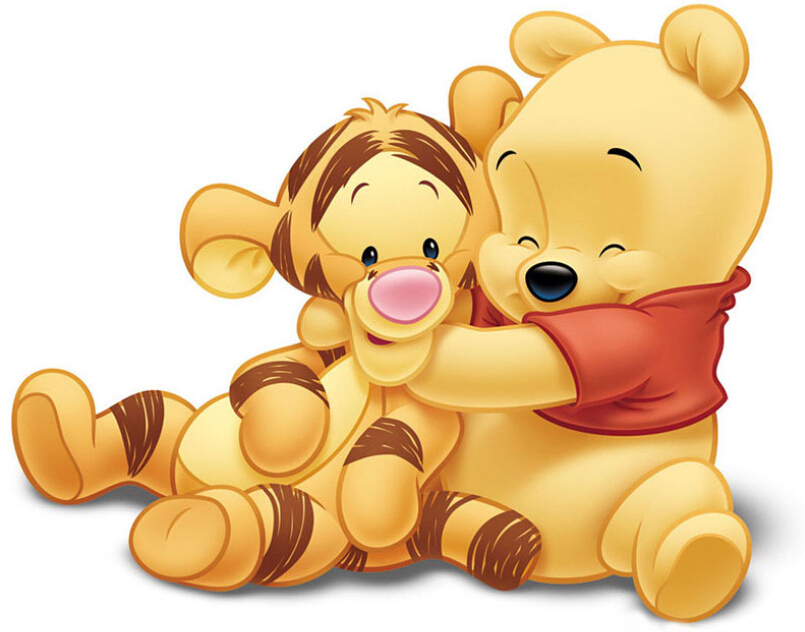 winni pooh tigger | eBay