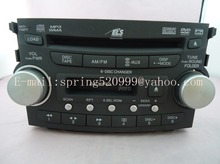 Top quality Acu TL 2007 2008 6-DISC DVD CHANGER CD/DVD MP3 WMA AUX AM FM cassette radio 39100-SEP-A600 DVD AUDIO OEM FACTORY(China (Mainland))