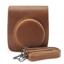 Factory price Synthetic Leather Camera Case Bag Holder For FUJIFILM for Instax Mini 90 51121