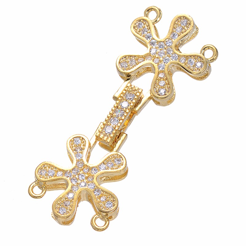 New fashion jewelry vintage vintage zircon micro pave for Vintage costume jewelry websites