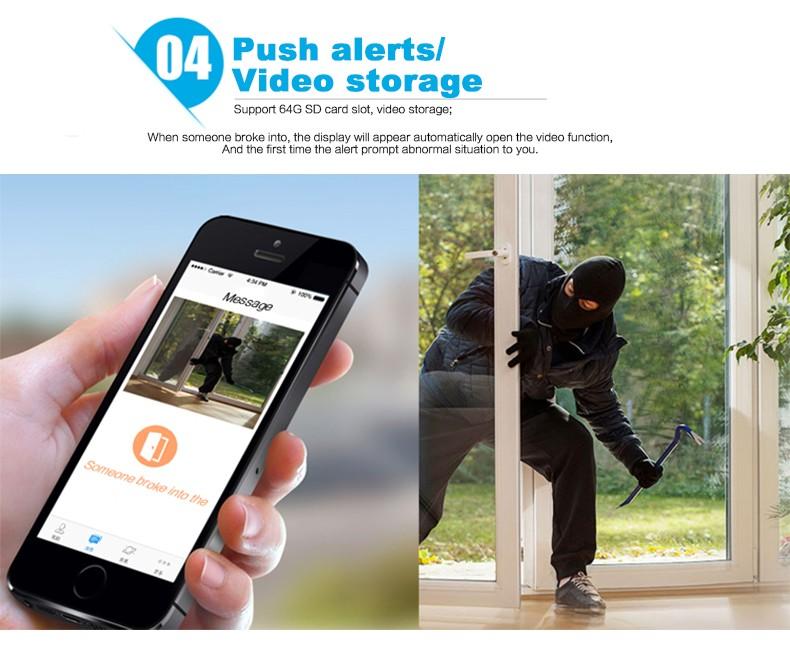 push alert