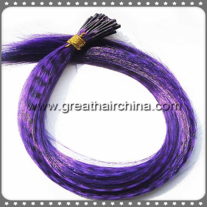 "Heat Resistant Fiber Wholesale Synthetic Rooster Grizzly  10""-16"" Mixed 10 Colors 1010Strands/Lot"