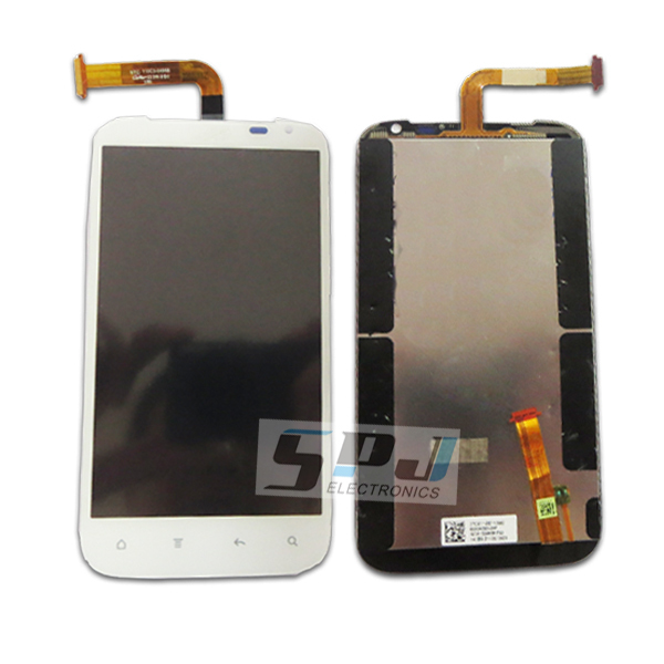 For HTC Sensation XL G21 X315e LCD Display+Touch Screen Digitizer full sets assembly,White,Free shipping,100% gurantee