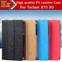 Original Genuine pu leather Case for Teclast X70 3G tablet  7 inch Luxury Case for Teclast x70 3g freeshipping+gift