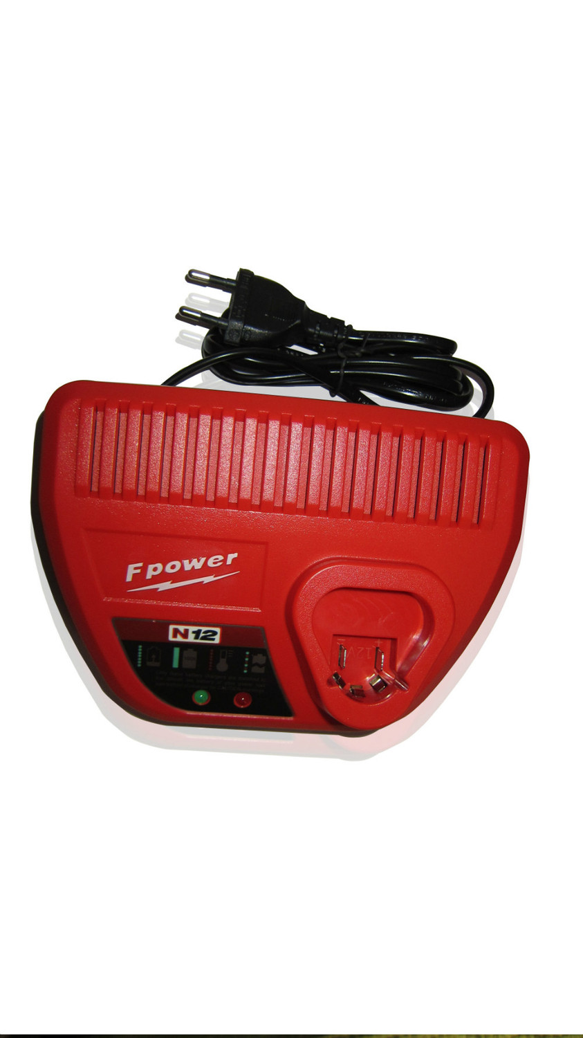 Replacement Li-ion Cordless Drill Battery Charger For Milwaukee M12 12 Volt 48-59-2401 48-11-2402<br><br>Aliexpress