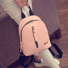 Ulrica 2017 Cute Korean Small New Women Bag Packs Quality PU Leather Fashion Bags Mini Backpack women's backpacks Back Pack - Store store