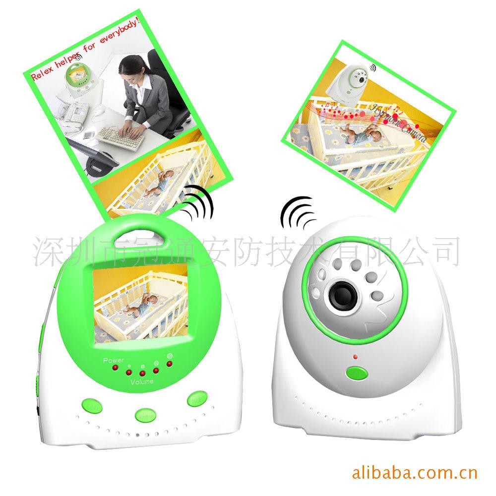 Беспроводной цифровой монитор младенца радионяня