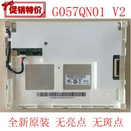 5.7 Inch TFT LCD Panel G057QN01 V2 LCD Display 320*240 LCD Screen TN LCD CMOS 1ch 6-bit 800 cd/m2(China (Mainland))