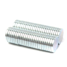 50PCS N52 Grade Lot Thin Neodymium Disc Strong Magnets 8mm  x 1mm Magnet 8*1mm(China (Mainland))