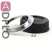 Buy Pixco camera lens adapter Detachable 4-bit suit Contax Yashica CY Lens Nikon F Mount D3100 D3200 D3300 Camera for $31.07 in AliExpress store