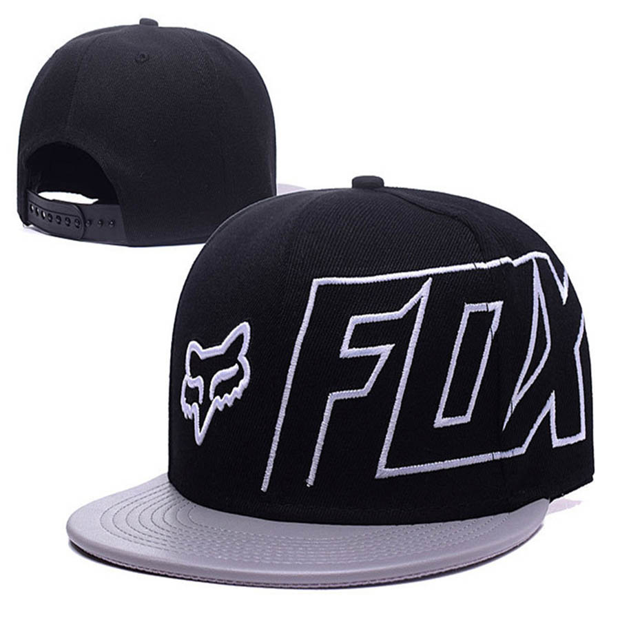 [COSPLACOOL]Hot Rockstar Fox Cap Hip hop Cap Skull Adjustable Baseball Snapback Cap For Men Women casquette gorras planas bone(China (Mainland))
