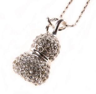 10pcs New Product !!Calabash Shape Jewelry Usb,Crystal Calabash Shaped USB ,Crystal Shaped USB(China (Mainland))