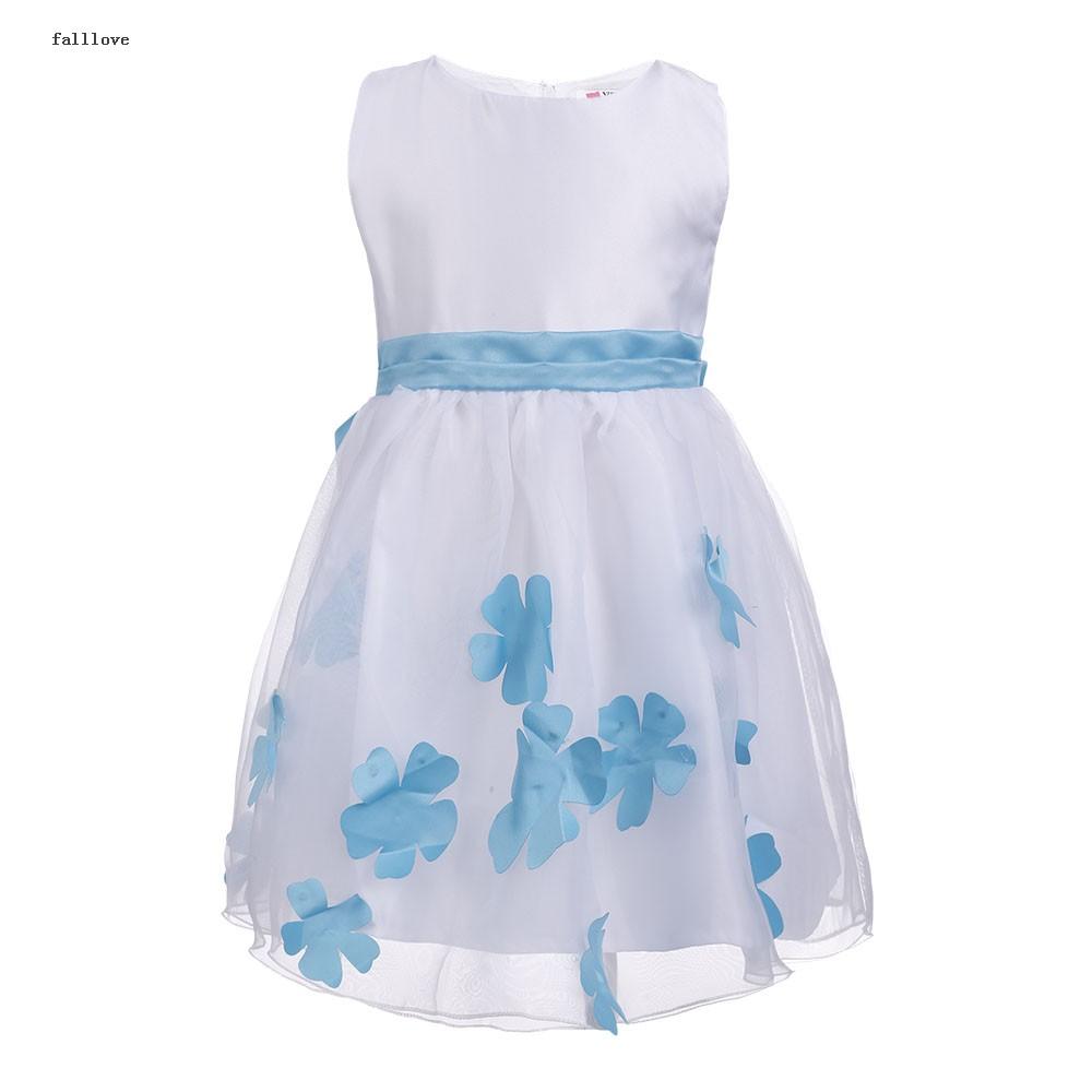 Summer spring child girl costume party tutu wedding dress for Wedding dresses spring tx