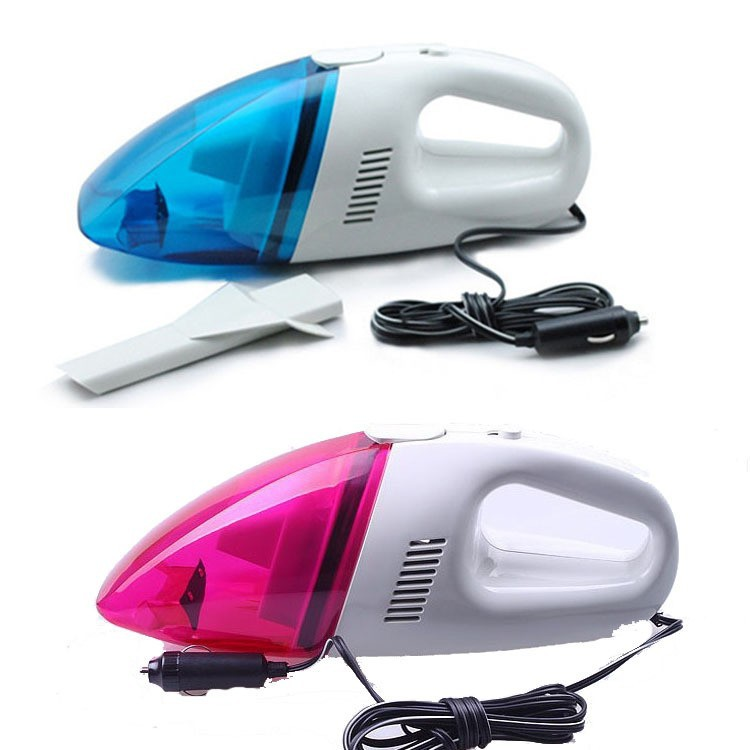 2014 New Mini Powerful 60w Portable Car Vacuum Cleaner Car Dust Collector Cleaning dry wet amphibious 12v(China (Mainland))