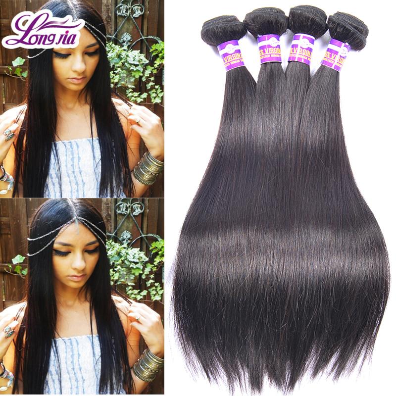 Angel Grace Hair7A Peruvian Virgin Hair Straight Good Cheap Weave Buy Hair Online 100% Peruvian Human Hair Straight No Tangle<br><br>Aliexpress